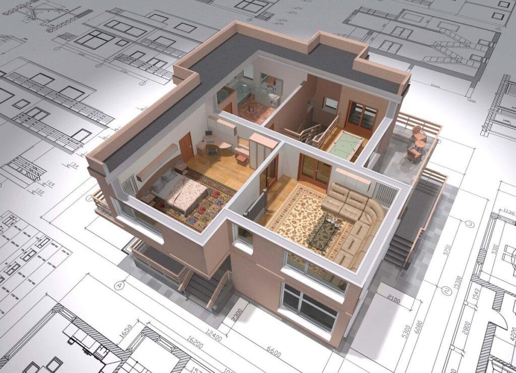 архитектурные планы ремонта