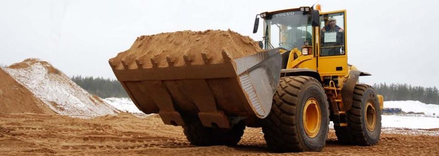 Песок как строительный материал и его виды