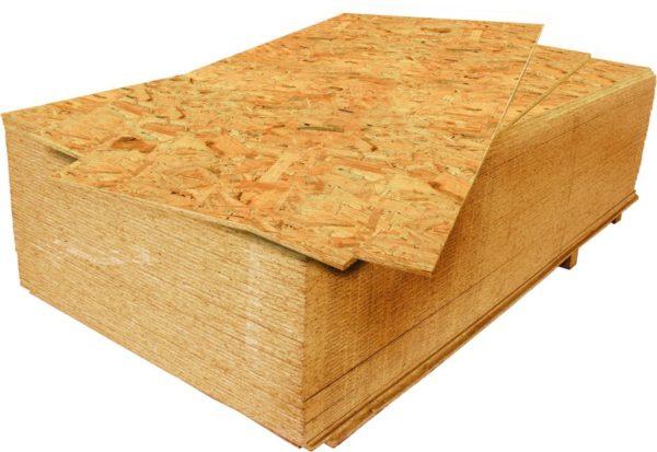 Аббревиатура OSB расшифровывается как «oriented strand board», что в переводе означает - «ориентированно-стружечная плита»