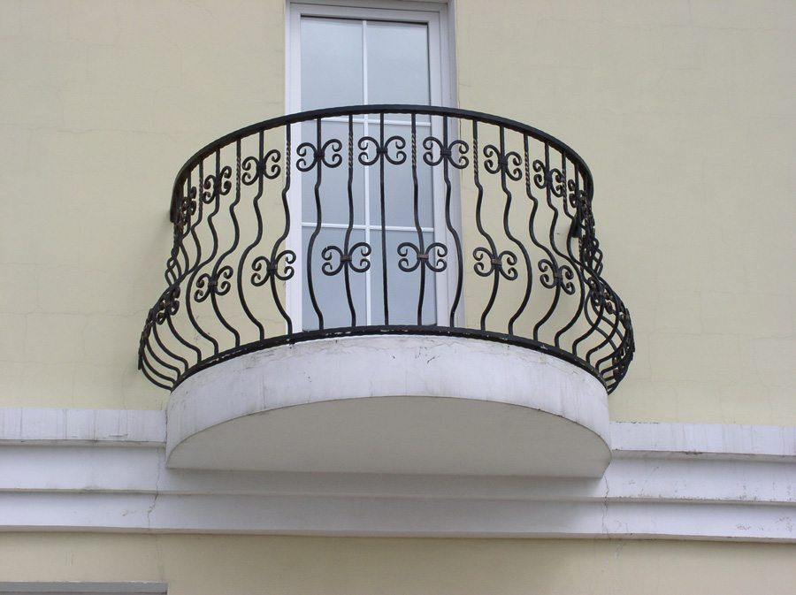 балкон французский
