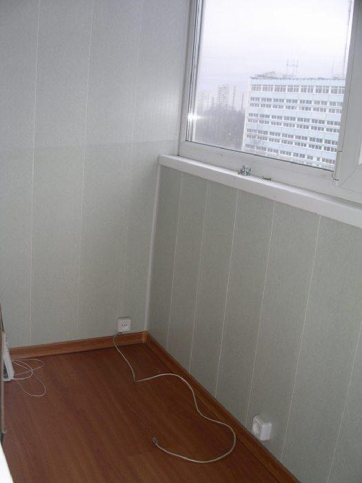балкон как утеплить