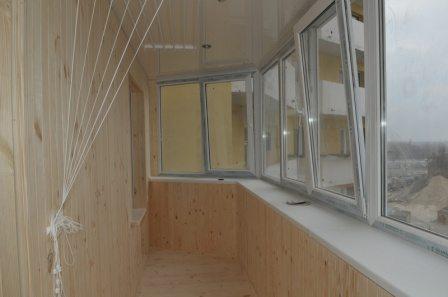балкон маленький