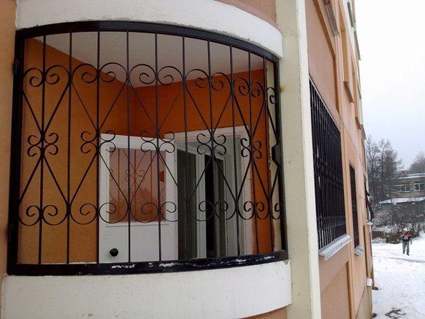 балконная решетка