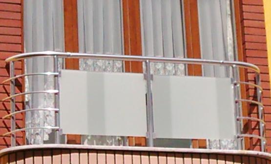 балконные ограждения нержавеющая сталь