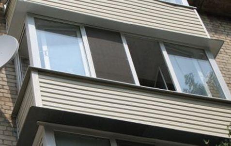 балконы с алюминиевым остеклением – надежность долговечность