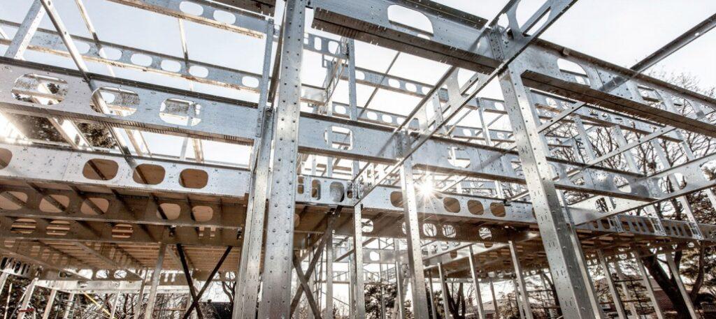 стальная конструкция