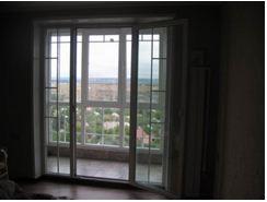 французский выход на балкон