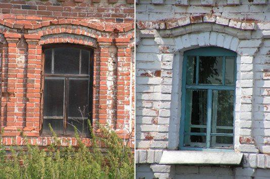 Как обрамляли окна в старину – действительно стильно и красиво