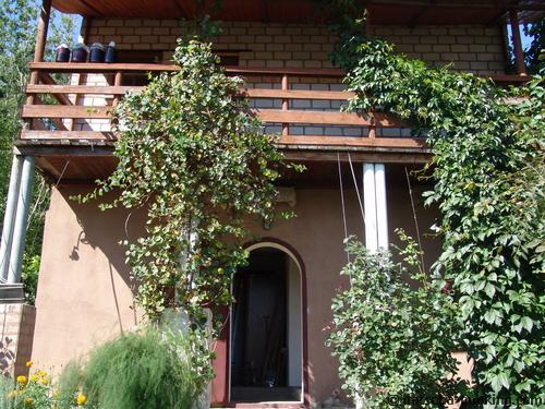 как сделать балкон на даче