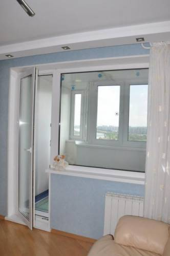 как утеплить пластиковую балконную дверь