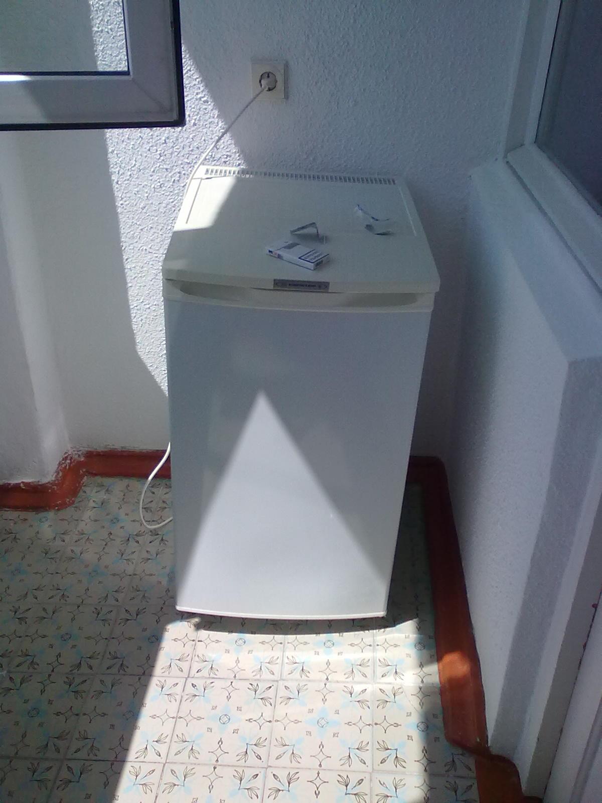можно ли холодильник ставить на балконе