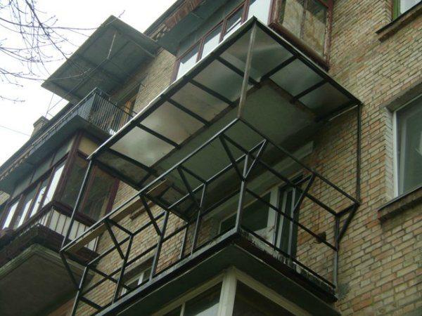 можно ли зимой стеклить балкон