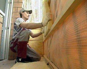 Мы научим вас, как остеклить, утеплить и облицевать  свой балкон.