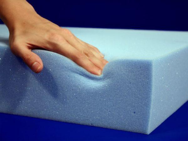 Мягкий ППУ применяется в мебельной отрасли