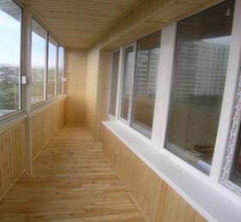 на балкон пластиковые окна