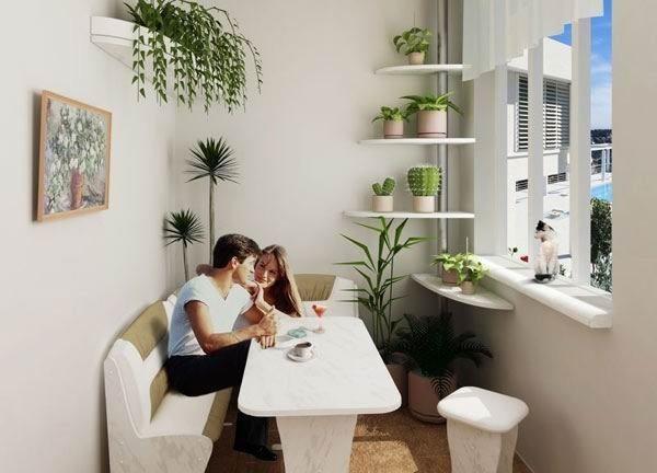 Об уютном и благоустроенном балконе мечтают все владельцы квартир и домов.