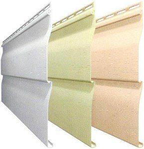 обшивка сайдингом балконов