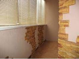 отделка балконов своими руками