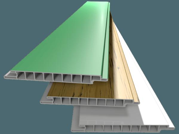 Пластиковая вагонка – самый бюджетный отделочный материал для балкона