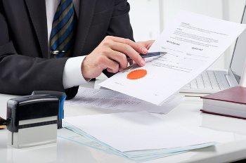 подписание договора долевого участия