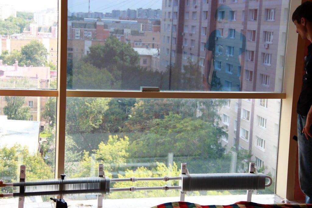 Полимерные покрытия и от солнца защитят, и тепло сохранят, и интерьер украсят…