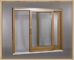 Пример небольшого сдвижного окна