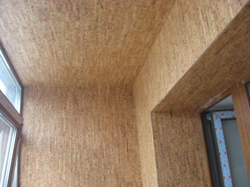 Пробковые обои — экологичный и оригинальный отделочный материал