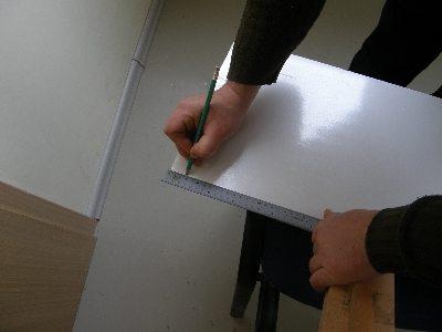 Разметка и планировка изделия