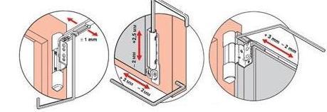 ремонт балконных пластиковых дверей