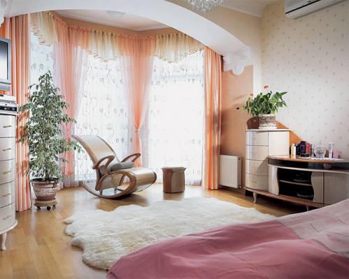 совмещение комнаты с балконом