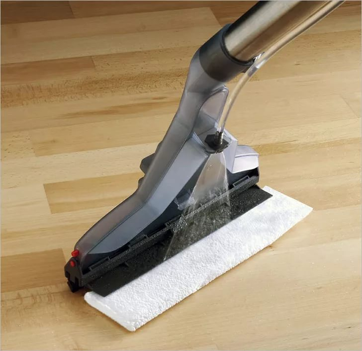Современные моющие пылесосы можно использовать для чистки ламината