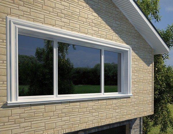 Теплоизоляционные свойства полиуретана позволяют сократить потери тепла через примыкание рамы и стены