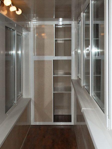 термошкаф для хранения овощей на балконе