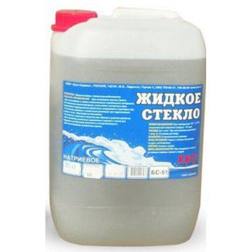 Жидкое стекло обеспечивает смесь хорошей адгезией и устойчивостью к химическим веществам