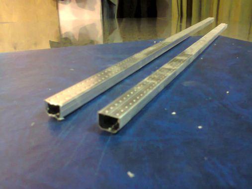 Алюминиевые рамки
