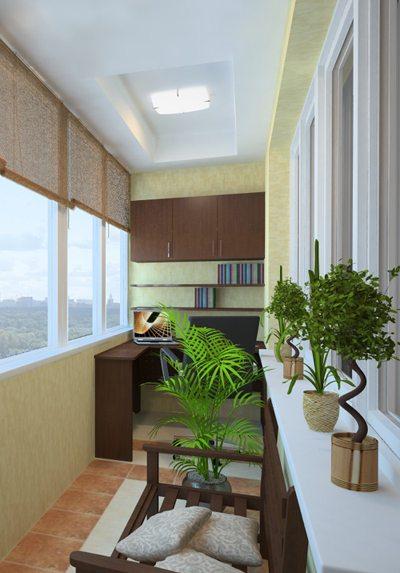 Главное в балконной мебели – компактность