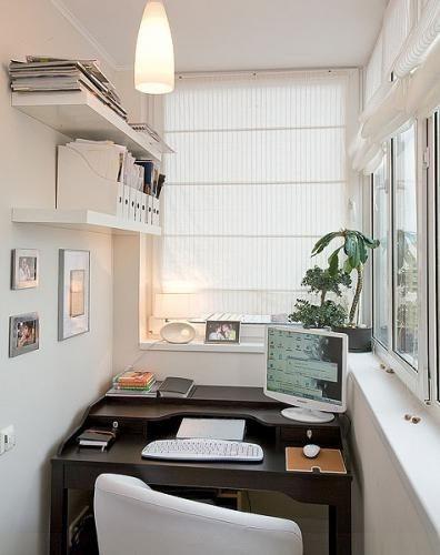 балкона оформление