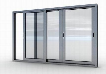 Алюминиевые окна-купе
