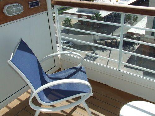 балконный стул