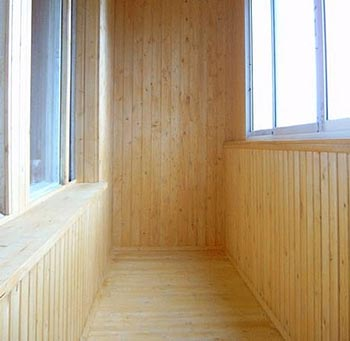 балконы теплые
