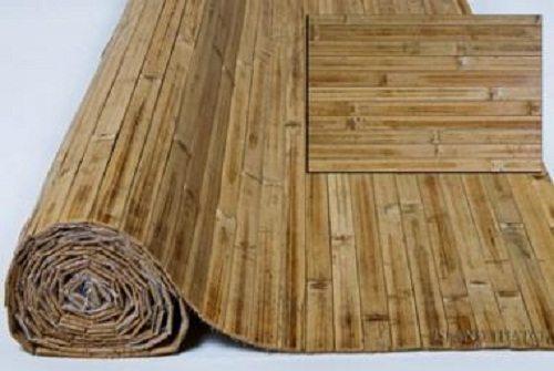 Бамбуковые обои – экологичный и долговечный отделочный материал