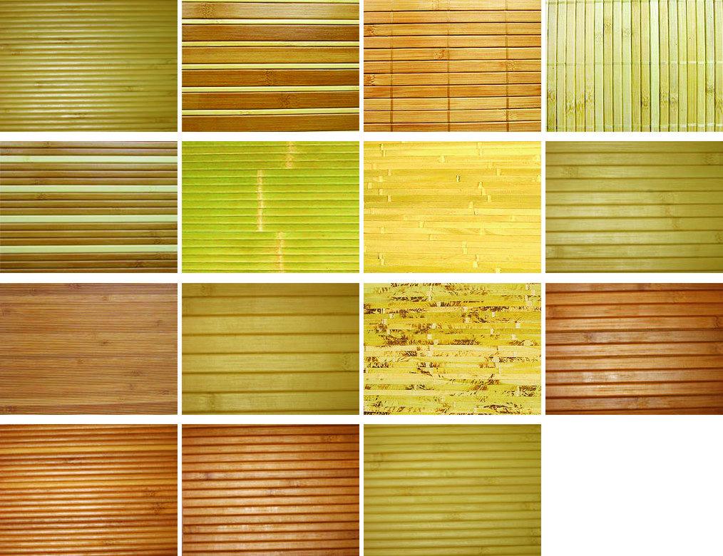 Натуральные бамбуковые обои - статья от пользователя оби клу.