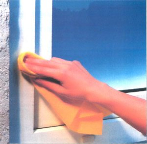 Чем мыть пластиковые окна чтобы не потели и не появлялась влага