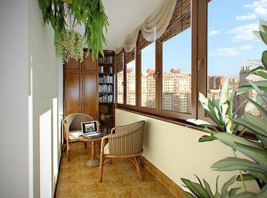 Дизайн балкона советы по оформлению