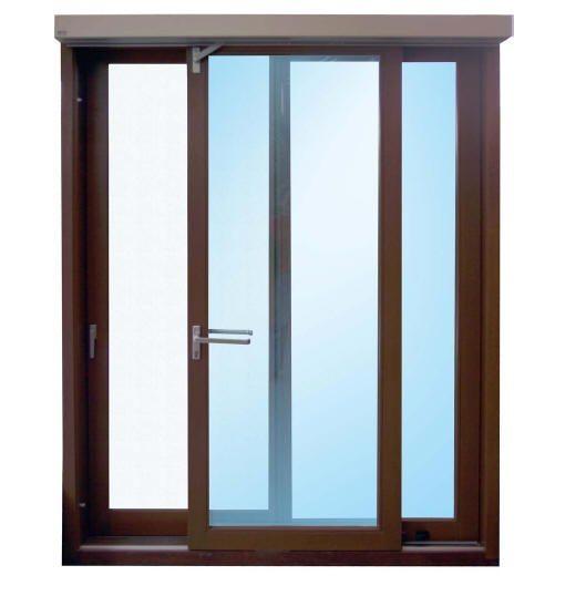 Подъемно-сдвижная дверь открывается отодвиганием в сторону