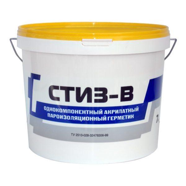 Для внутреннего слоя следует использовать герметик Стиз Б