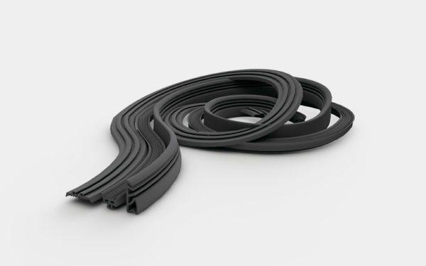 EPDM уплотнители эластичны и удобны в монтаже