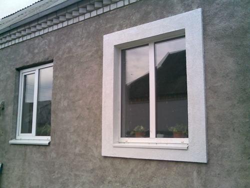 Если вы желаете добиться благоприятной «погоды в доме», то необходимо позаботиться об отделке внешних элементов окна