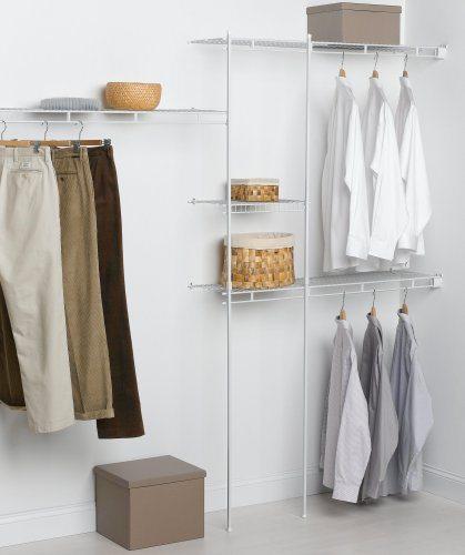 Лоджия в виде гардероба – решение аккуратного хранения вещей