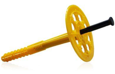 Грибок-дюбель для крепления пенопласта